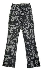 Burberry Logogram Denim Trousers with Elastane Size 36 (EU)