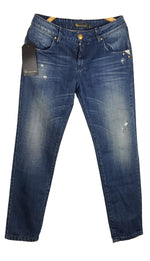 She by Micaela Oliveira Denim Trousers Size L (INT)