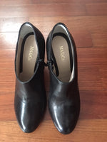 Max&Co Black Leather Boots Size 36 (EU)