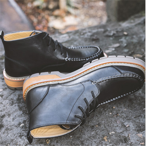 Retro High-Cut   Tooling Martin Boots