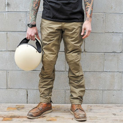 Casual Pure Color Slim fit Men's Pants