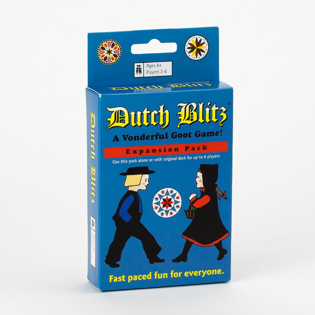 Dutch Blitz Playing Cards Expansion