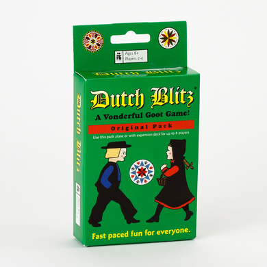 Dutch Blitz Playing Cards