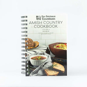 Amish Country Cookbooks