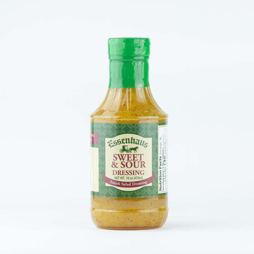 Sweet & Sour Dressing