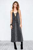 GLAM LEISURE MAXI DRESS