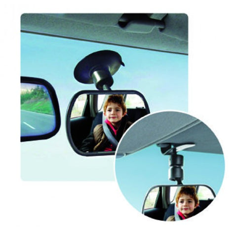 "Car - and safety mirror ""Konvex"" - DrømmBørn"