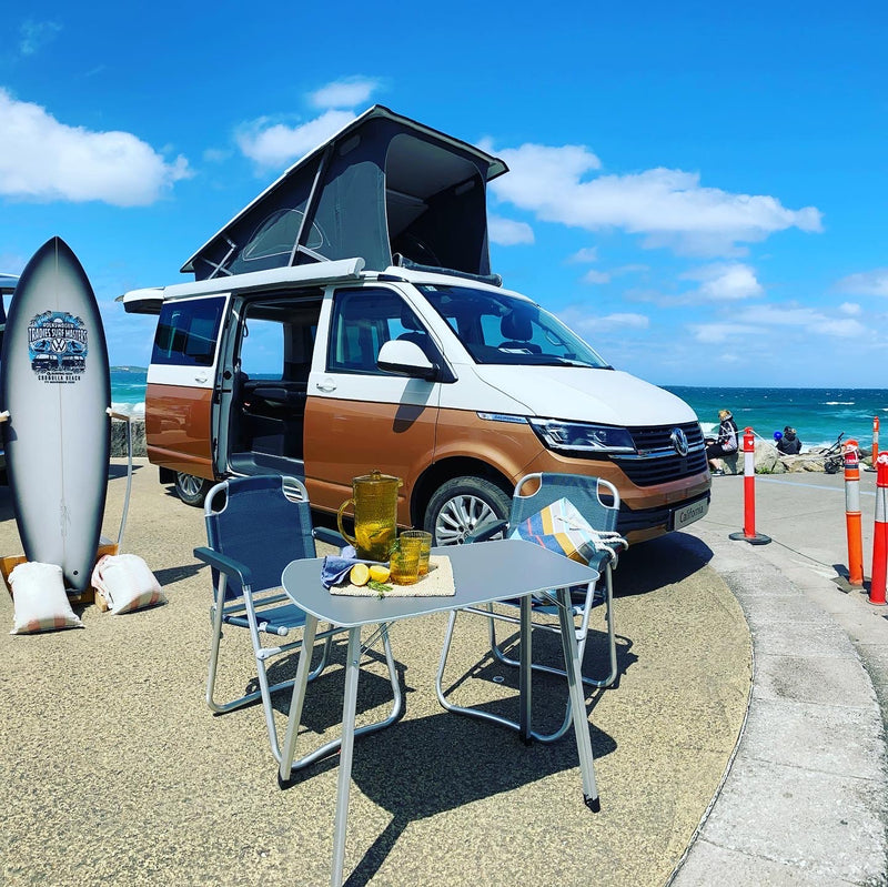 New T6.1 VW California Beach is coming :) First Australian Look!