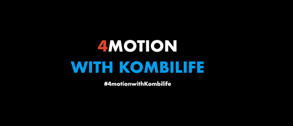 4MOTION WITH KOMBILIFE