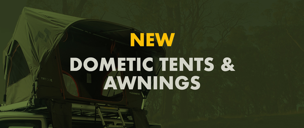 NEW DOMETIC TENTS & AWNINGS