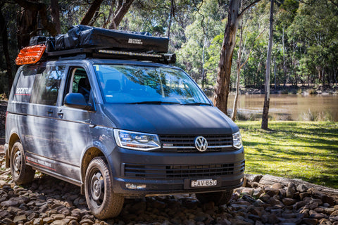 Offroad Expedition VanLife 4motion Volkswagen