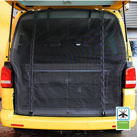 Rear Mosquito Net