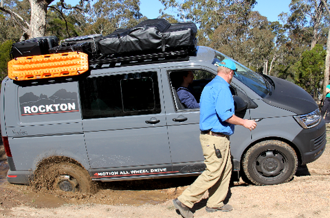 VW T6 Rockton Offroad Expedition Van