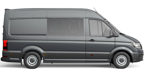 Volkswagen Crafter Off Road and Camping Accessories