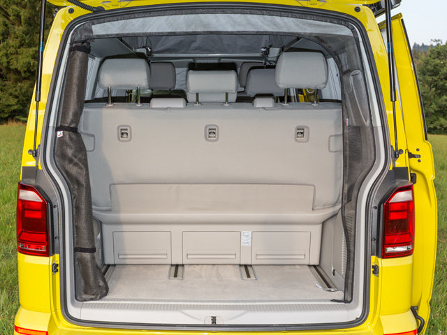 BRANDRUP FLYOUT VW T6/T5 Multivan from 2010 TAILGATE, L-Zipper