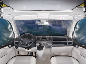 ISOLITE Inside - Driver's Compartment - 3 piece - VW T5 from 2010