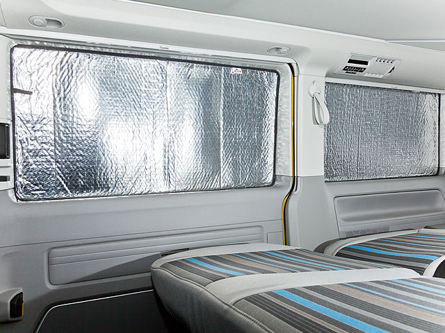 ISOLITE Inside - Sliding Door Right - with Sliding Window - VW T6/T5 Multivan