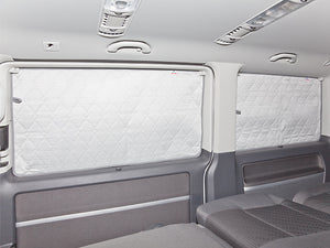 ISOLITE EXTREME in Side Window (RIGHT) with NO Sliding Window - VW T6 & T5