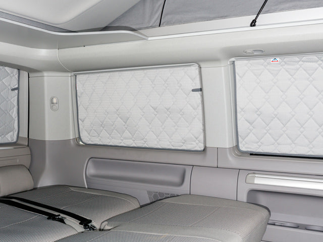 ISOLITE EXTREME in Side Window (LEFT) with or without Sliding Window - VW T6 & T5