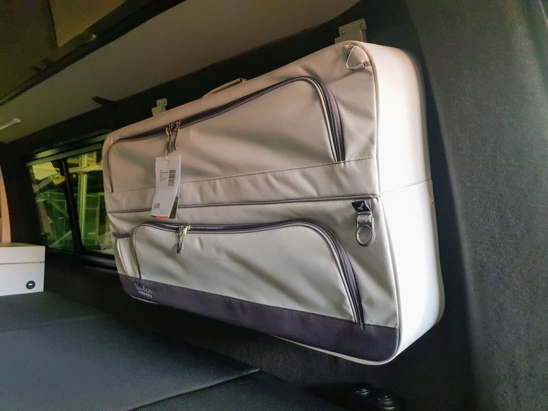 Additional Fastening for Packbags in T6 LWB Multivan - PAIR