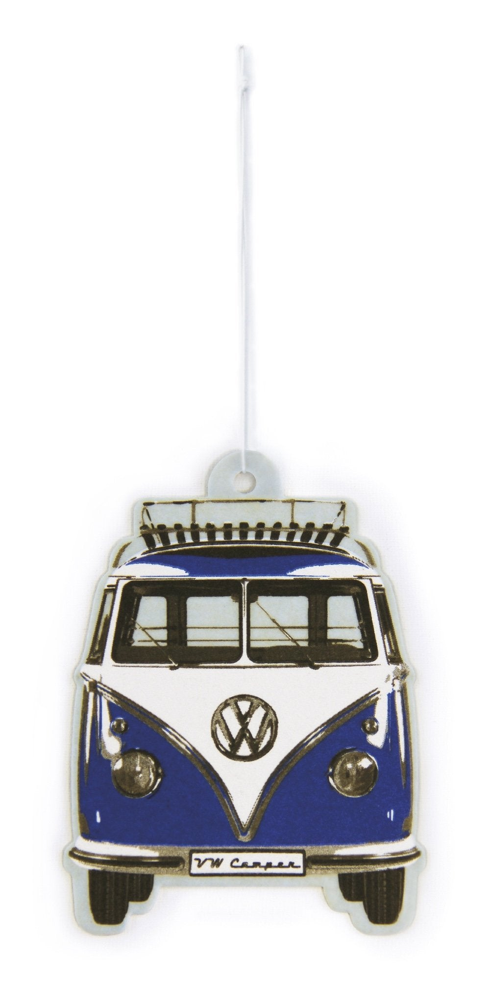 VW T1 Bus Air Freshener - Ocean - Blue