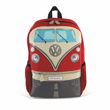 Load image into Gallery viewer, VW T1 Bus Backpack Small - Red