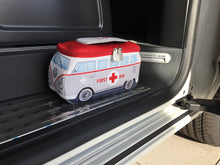 Load image into Gallery viewer, VW T1 Bus 3D Neoprene Small Universal Bag - First Aid - includes First Aid Kit