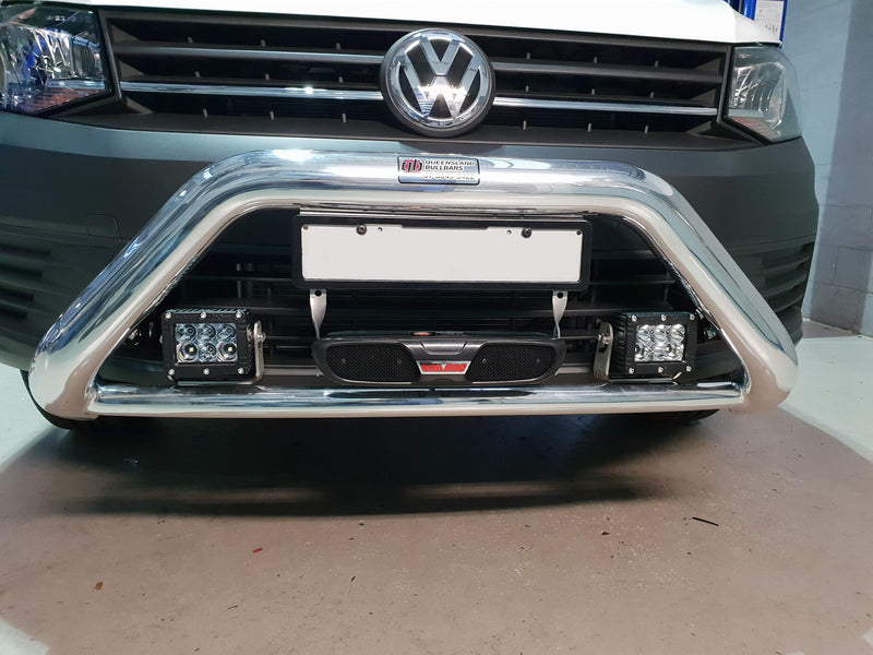 Aero Nudge for VW Caddy / Caddy Maxi (Nudge Bar)