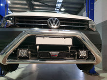 Load image into Gallery viewer, Aero Nudge for VW Caddy / Caddy Maxi (Nudge Bar)