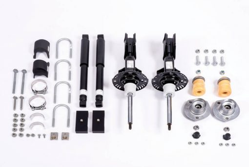 VW Crafter Lift Kit for up to 4.0t GVM Off Road Raised Suspension by Seikel GmBH Germany