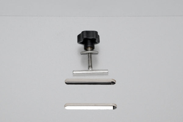 Fastening T-piece bolt for T5/T6 Rail System