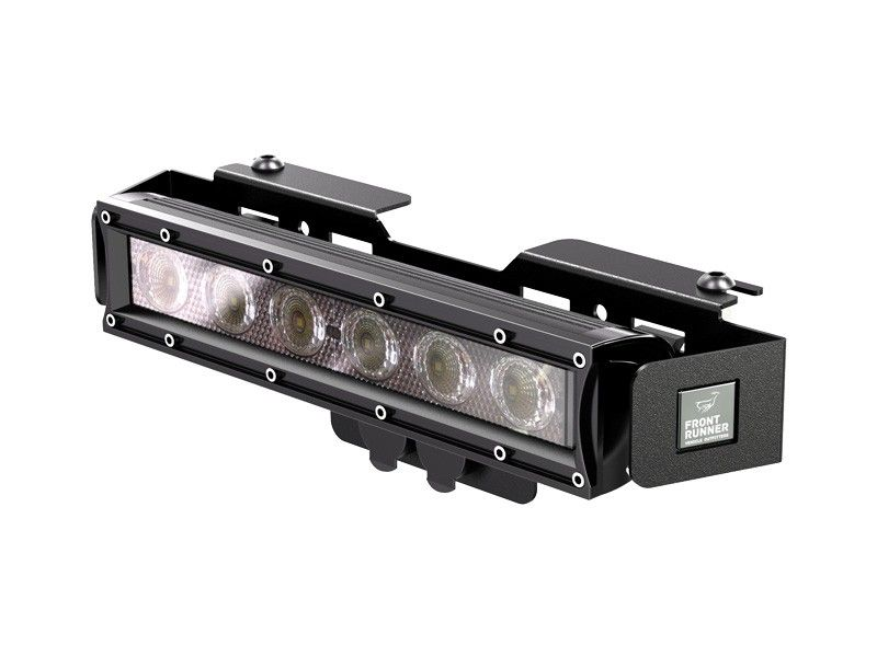 "Front Runner 10"" / 250mm LED Flood Light w/ bracket"