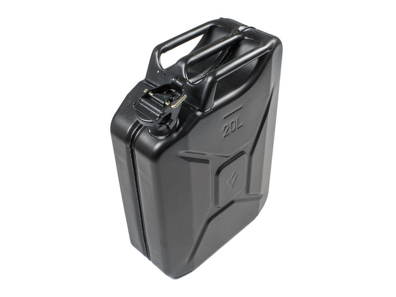 Front Runner 20L Jerry Can - Black Steel Finish