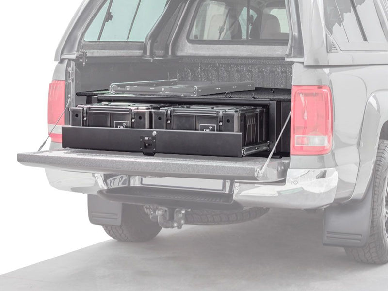 Front Runner Volkswagen Amarok DC Wolf Pack Drawer Kit