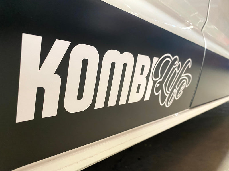 KombiLife 'Classic Edition' Decal Set