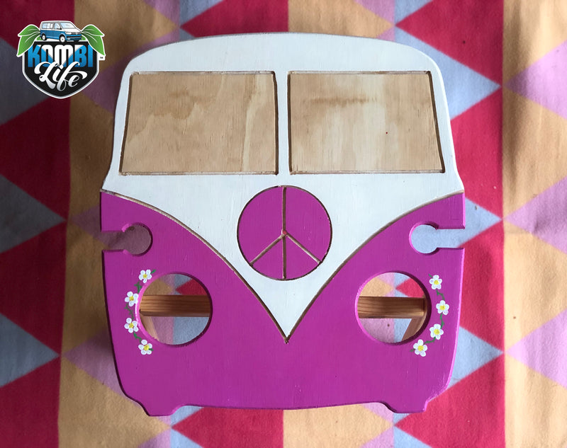 Kombi Beer & Wine fold-up table for camping