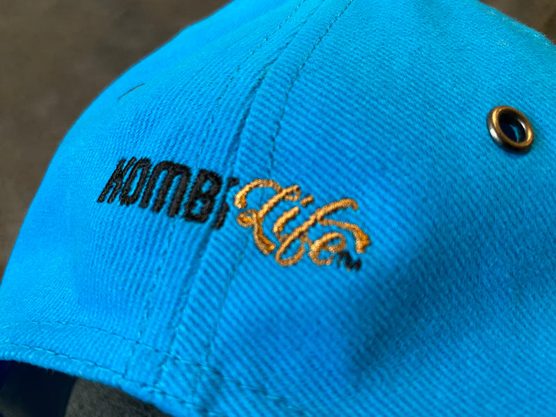 KombiLife Embroidered California VW Van Cap