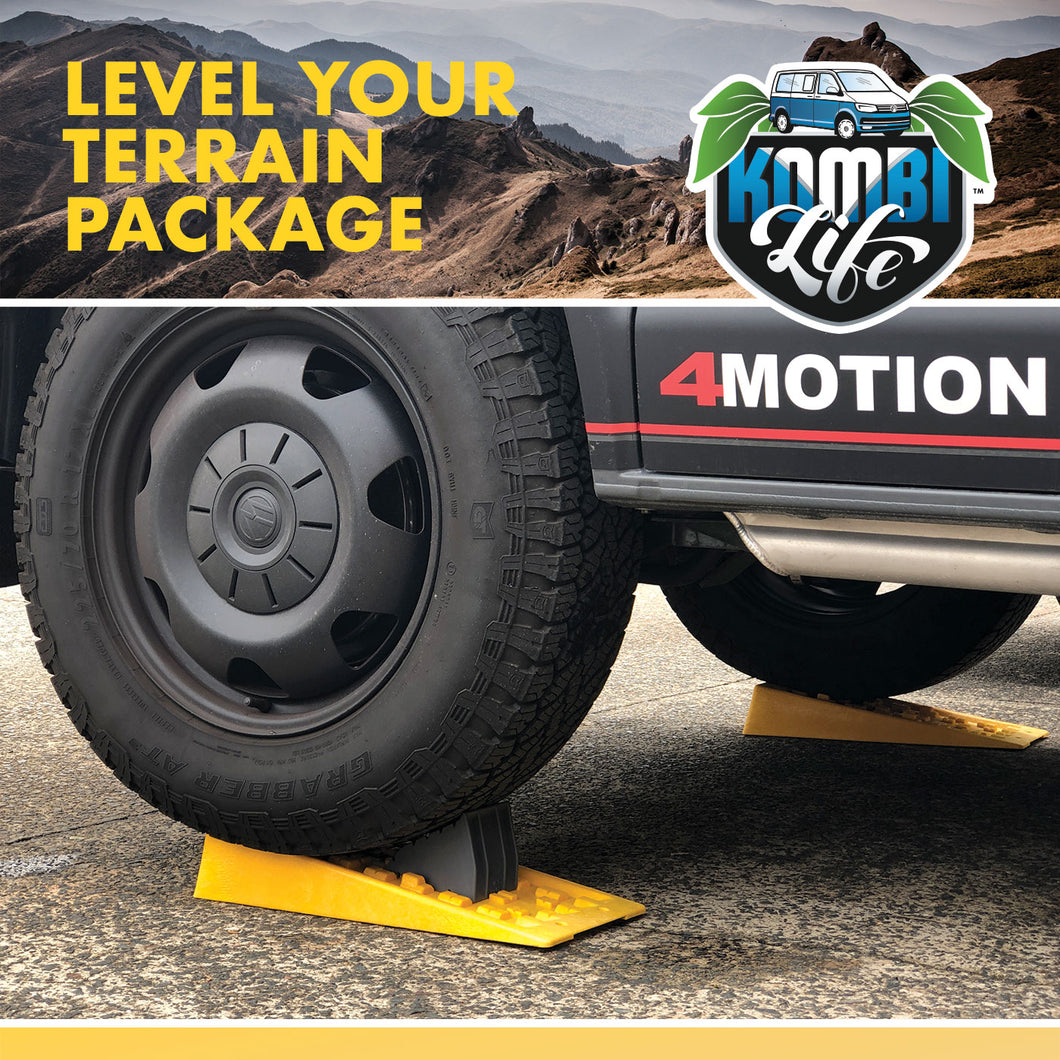 Level Your Terrain Package