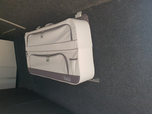 Additional Fastening for Packbags inT6 LWB Multivan - PAIR