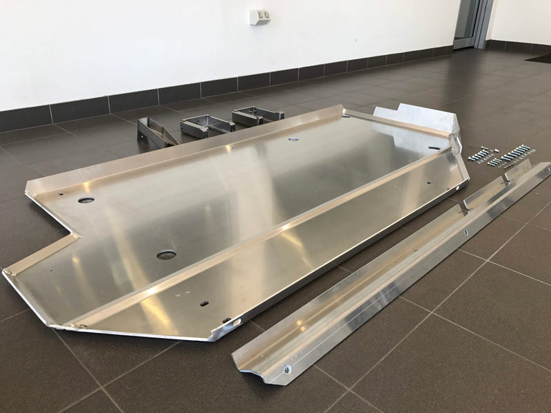 Seikel VW T5/T6 Fuel Tank Underbody Protection