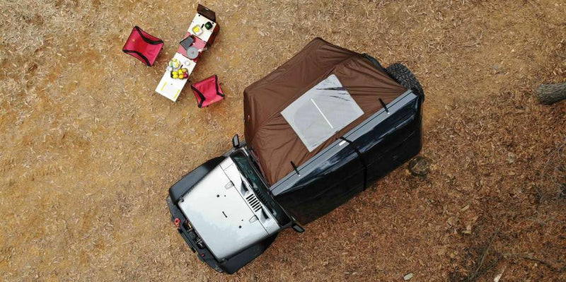 iKamper - Skycamp 2x v2.0 Roof Top Tent - for 2 people