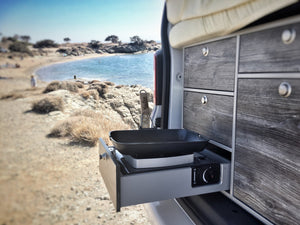 VanEssa Mobilcamping V3 Kitchen Pod Low for Caddy