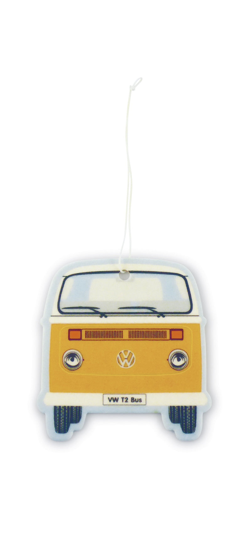 VW T2 Bus Air Freshener - Vanilla/Orange
