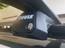 Load image into Gallery viewer, Thule 127cm Rails & Feet Kit for VW Caddy / Caddy MAXI - with ROOF RAILS - PAIR