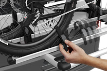 Load image into Gallery viewer, Thule WanderWay 3rd Bike Adapter for VW T6 Tailgate Bike Rack