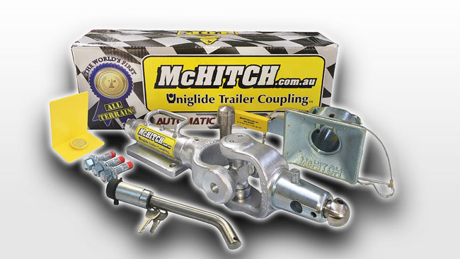 TrailMaster Trailer MCHITCH 3T (For Braked Trailer Version only)