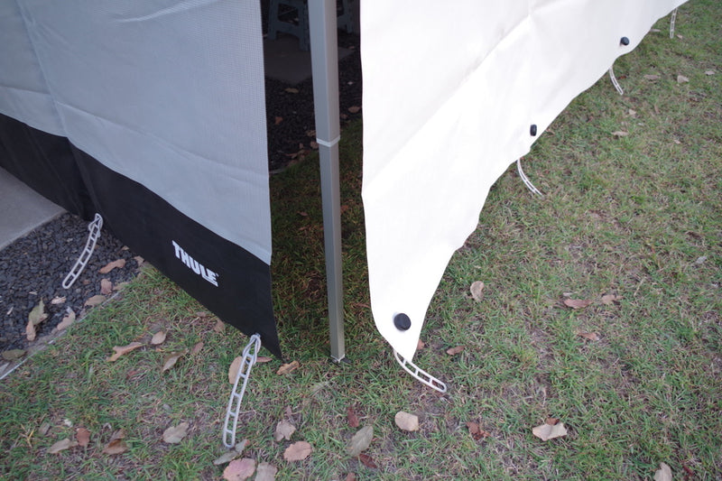 Thule Sun Blocker for 2.6m Awning FRONT - California T6.1 compatible