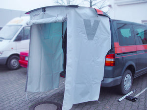 VanShower - Healthy Worker Rear Tent - Volkswagen T5 (2004-2015)