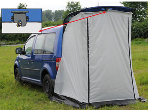 Rear Tent to suit VW Caddy from 2004+