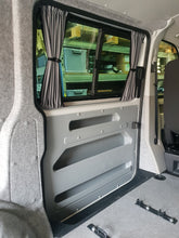 Load image into Gallery viewer, VW T5/T6 Transporter Sliding Door Storage Panel - LEFT